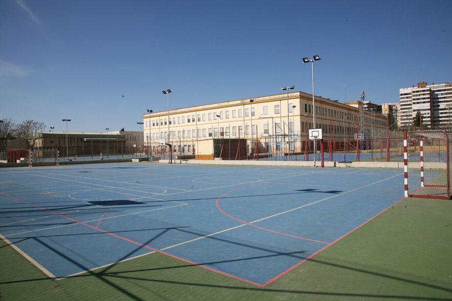 Reserva de pistas colegio Portaceli